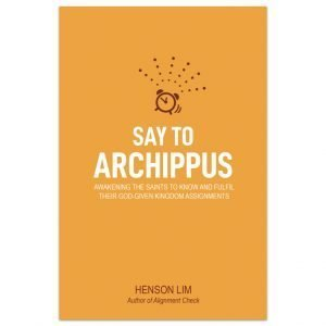 Say to Archippus eBook